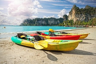 Best Places To Go Kayaking