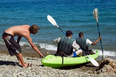 How To Launch A Kayak