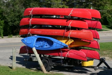 How To Haul Your Kayak