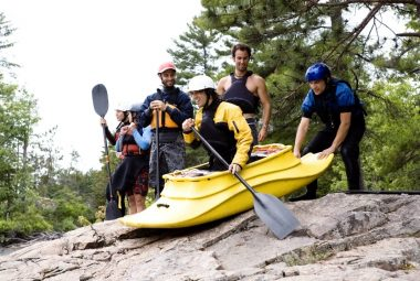 Kayak Launch Tips