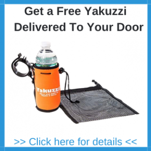 Yakuzzi Kayak Cup Holder